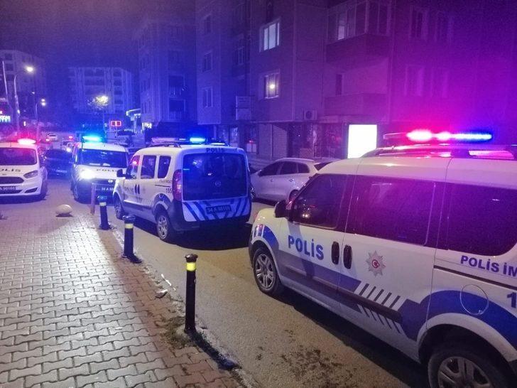 Maltepe'de iki grup arasında silahlı kavga