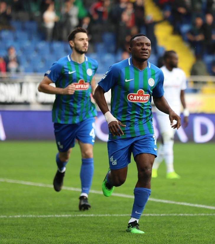 ÖZET   Çaykur Rizespor-Konyaspor maç sonucu: 3-1