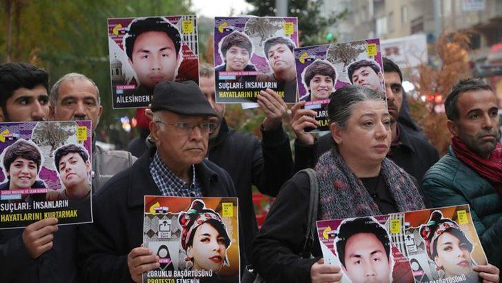 Af Örgütü Diyarbakır'dan Dört Ülkeye Seslendi