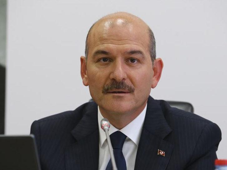 Son dakika: İçişleri Bakanı Soylu'dan Adil Öksüz açıklaması