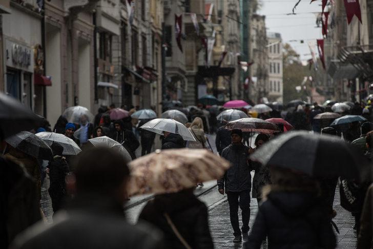 Meteoroloji'den hafta sonu için yeni uyarı! (Hafta sonu hava nasıl olacak?)