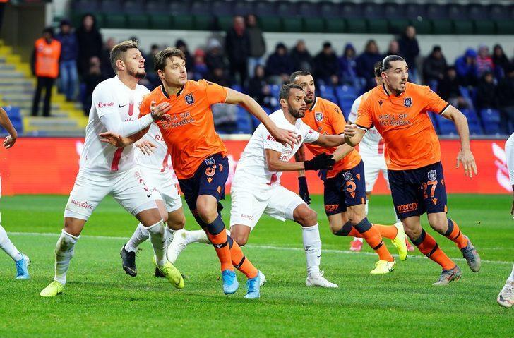 ÖZET | Başakşehir 2-0 Antalyaspor maç sonucu!