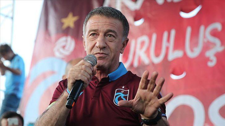 Ahmet Ağaoğlu Galatasaray maçı sonrası açıklamalarda bulundu