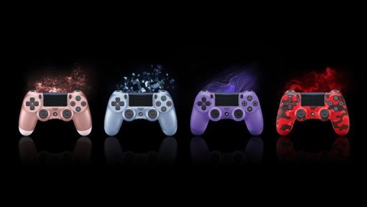 PlayStation 5 kontrolcüsü ortaya çıktı