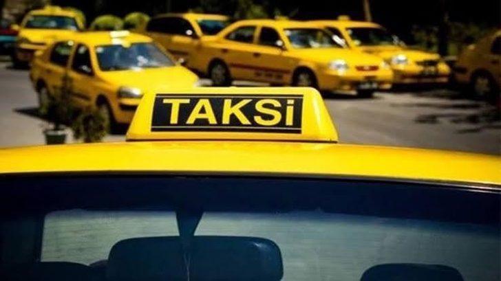 İcradan satılıyor! Yarı fiyatına taksi plakası