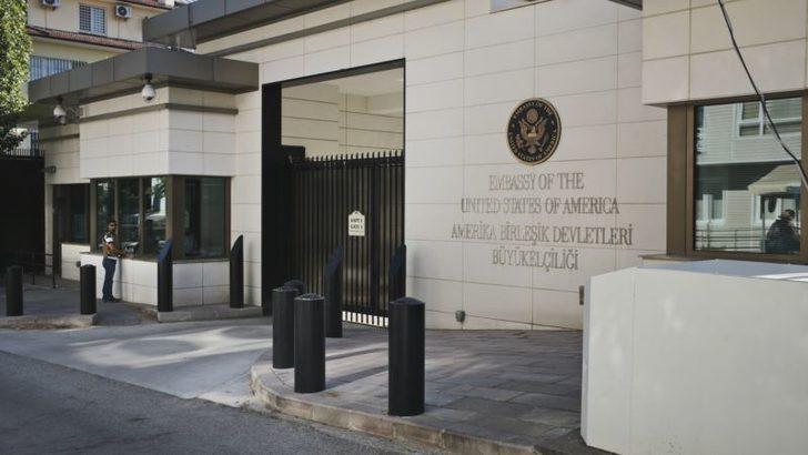ABD Ankara Büyükelçiliğinden Güvenlik Uyarısı