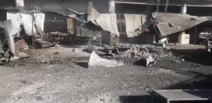 MSB duyurdu! Rejim İdlib'de masumları vurdu: Çok sayıda ölü ve yaralı var