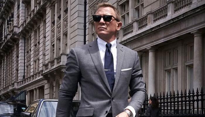 Yeni James Bond filmi No Time to Die'dan (Ölmek İçin Zaman Yok) ilk tanıtım!