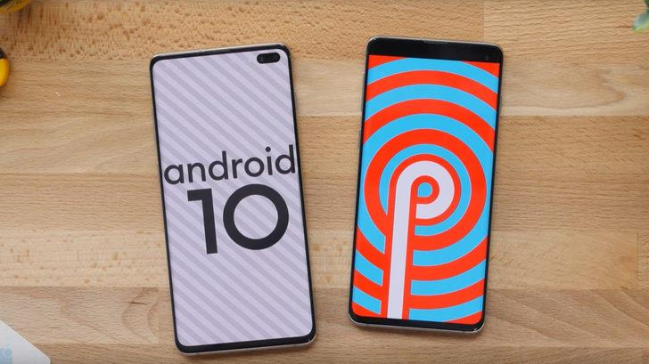 Herkes şaştı kaldı: Samsung'tan ilginç Android 10 hatası!