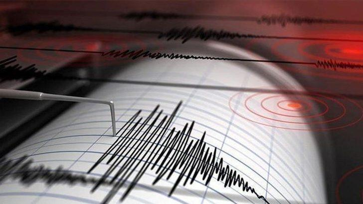 Son dakika! Denizli'de 3.8 büyüklüğünde deprem