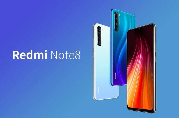Xiaomi'nin yüzü Redmi Note 8 ile güldü!