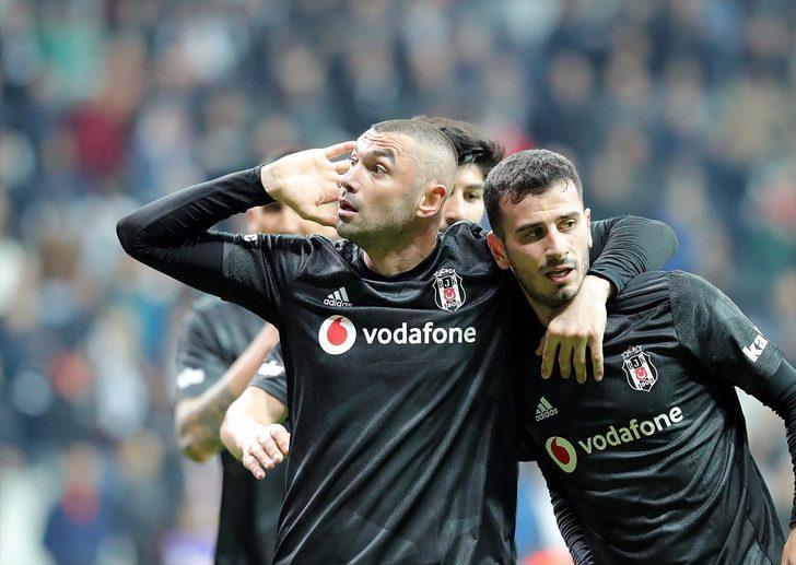 Beşiktaş, 7 haftada 13 sıra yükseldi