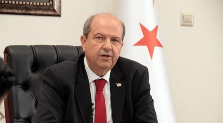 """KKTC Başbakanı Tatar: """"Kuzey Kıbrıs Türk Cumhuriyeti en az Güney Kıbrıs'taki Rum Devleti kadar yasaldır"""""""