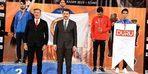 Türkiye Taekwondo Şampiyonası'ndan madalya ile döndü