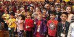 Özel çocuklardan 'Engellerimiz Engel Değil' gösterisi