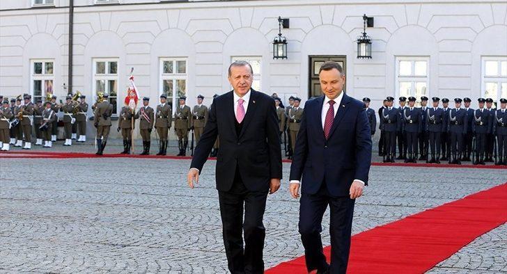 Polonya Devlet Başkanı Duda'dan, Türkiye açıklaması