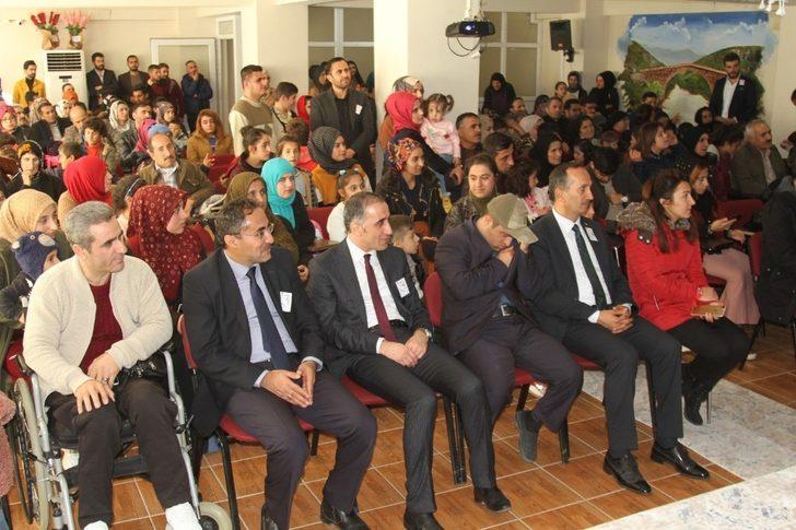 Şemdinli'de 3 Aralık Dünya Engelliler Günü