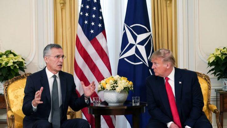 NATO Genel Sekreteri: 'Türkiye İle Çözüm İçin Çalışıyoruz'
