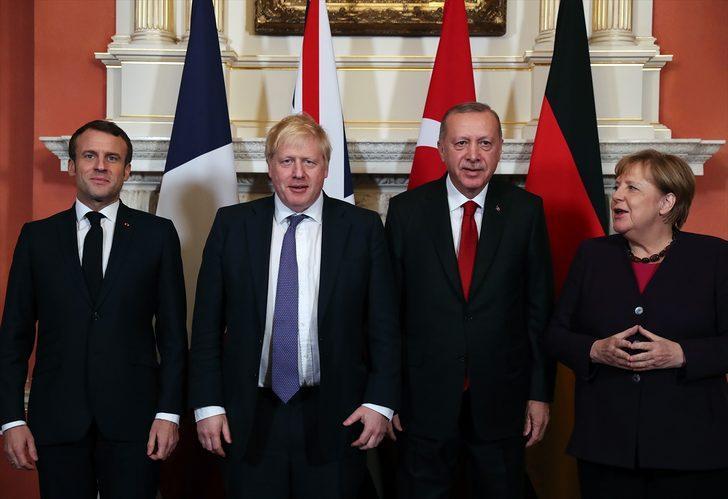 NATO Liderler Zirvesi'nin ardından Macron'dan Türkiye açıklaması