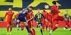 Ziraat Türkiye Kupası: Fenerbahçe: 2 - İstanbulspor: 0 (İlk yarı)