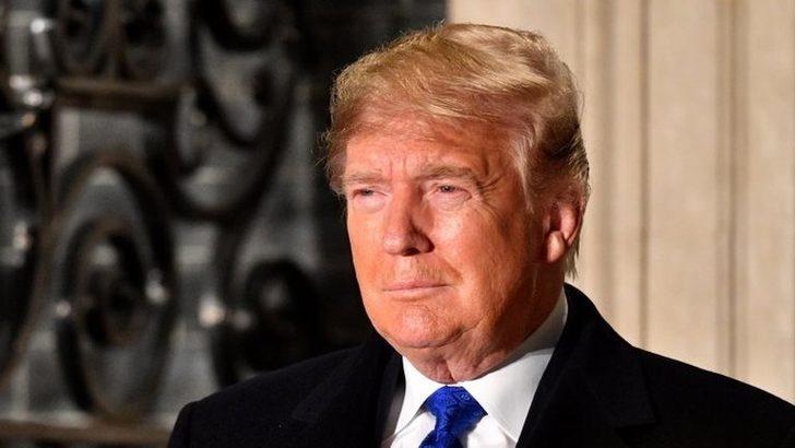 """Trump'ın azil süreciyle ilgili rapor açıklandı: """"Görevi suistimal ettiğine dair güçlü kanıtlar var"""""""