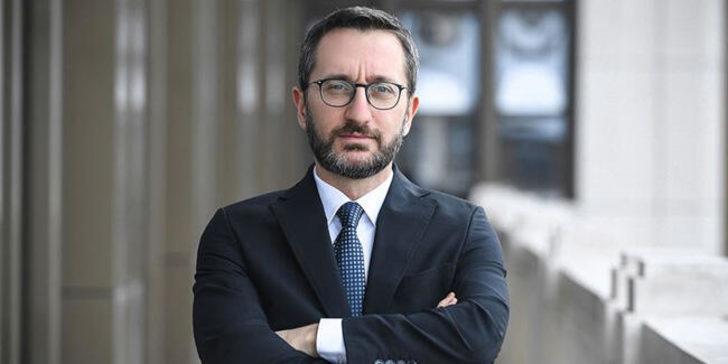 Fahrettin Altun: NATO müttefikleri Türkiye'yi desteklemeli