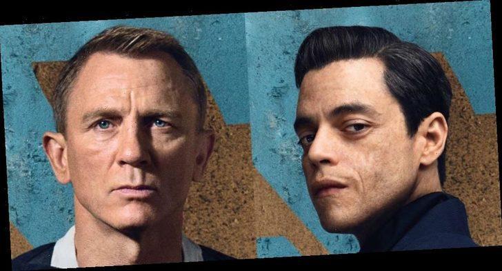 James Bond Filmi No Time To Die'dan karakter posterleri geldi