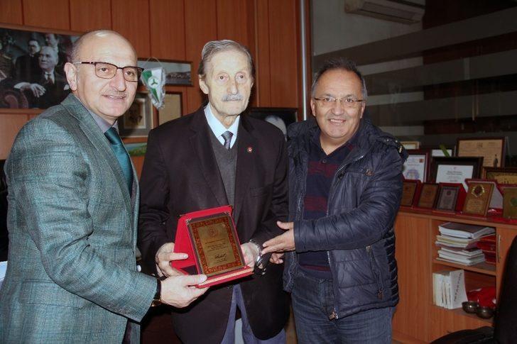 Giresun'da 62 yıllık mazi ödüllendirildi