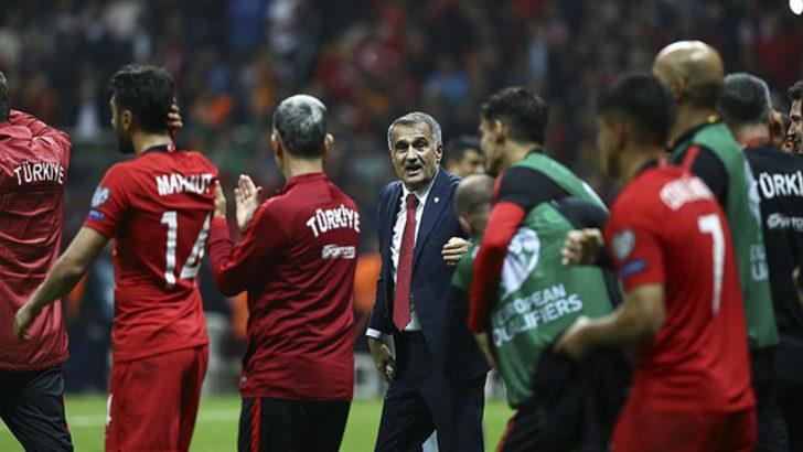 A Milli Futbol Takımı iki hazırlık maçı yapacak