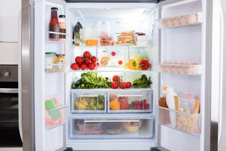 Buzdolabına koymamanız gereken 5 besin