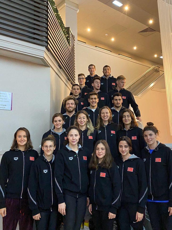Avrupa Kısa Kulvar Yüzme Şampiyonası başladı