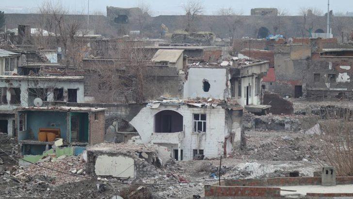 Sur'daki Sokağa Çıkma Yasağı 5.Yılında