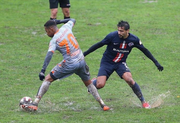 Hekimoğlu Trabzon-Medipol Başakşehir maç sonucu: 0-1