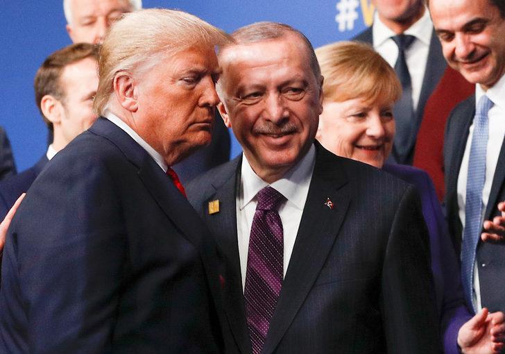 Diğer liderlerin kendisiyle alay etmesine kızan Trump zirveyi terk etti!