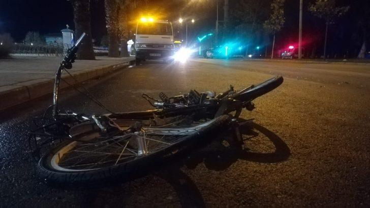 İzmir'de feci kaza! 19 yaşındaki sürücü yaşlı adamı metrelerce sürükledi!