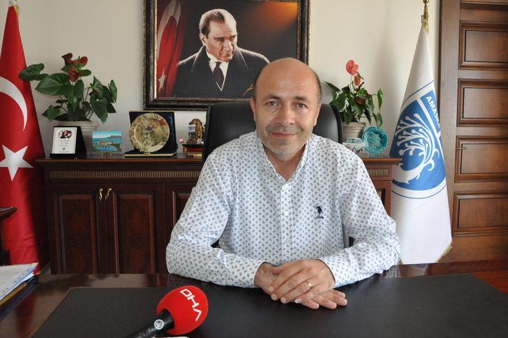 Amasra'da belediye başkanı Recai Çakır'a çakılı saldırı