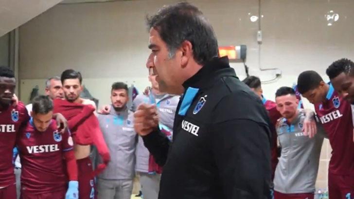 Ünal Karaman: Trabzonspor forması altında hiç bir rakibe tepeden bakmıyorum