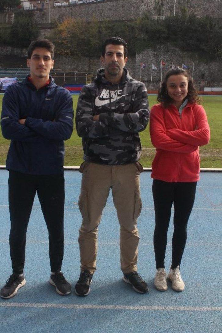 Fenerbahçeli Melike ve Doğukan deneme yarışlarında boy gösterecek