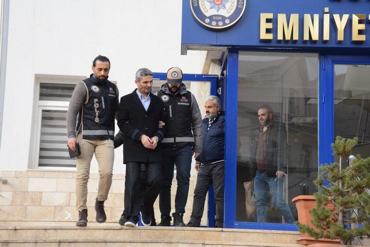 FETÖ'nün Gümüşhane il imamı tutuklandı