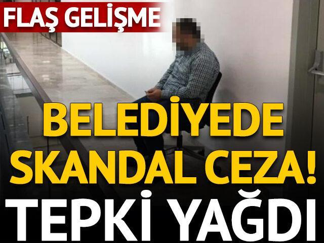 Güngören Belediyesi'nde skandal ceza! 'İstifası alındı'
