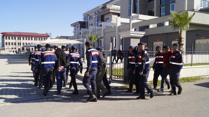 Finike'de fuhuş operasyonu: 12 tutuklama