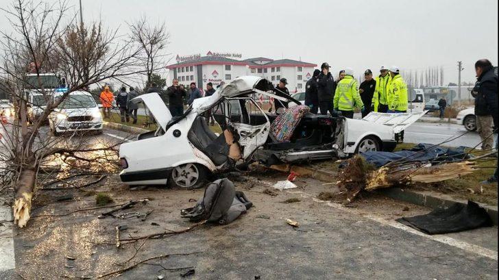 Oğlunun öldüğü kaza yerinde temizlik yapan baba: İsmini duyunca dünyam yıkıldı