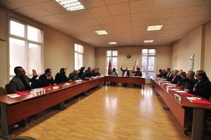 Tosya Belediyesinin bütçesi 46 milyon