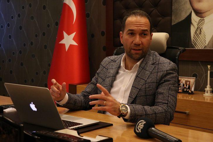 """Niğde Belediye Başkanı Özdemir, AA'nın """"Yılın Fotoğrafları"""" oylamasına katıldı"""