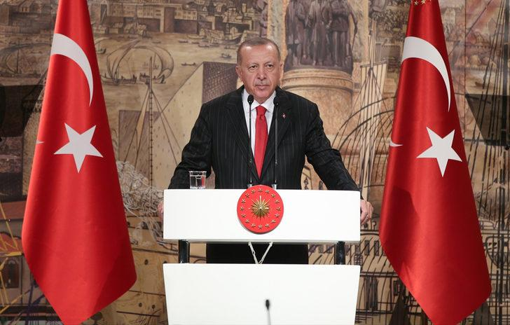 Cumhurbaşkanı Erdoğan AK Partili vekillerle görüşecek