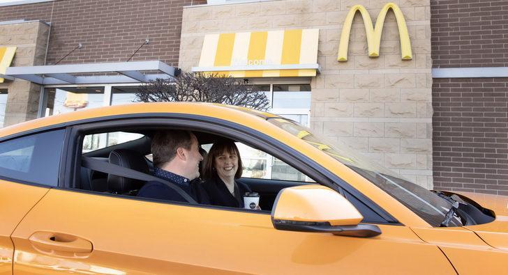 Yanlış duymadınız: McDonald's'ın atıkları Ford'a yedek parça olacak! Bakın nasıl…
