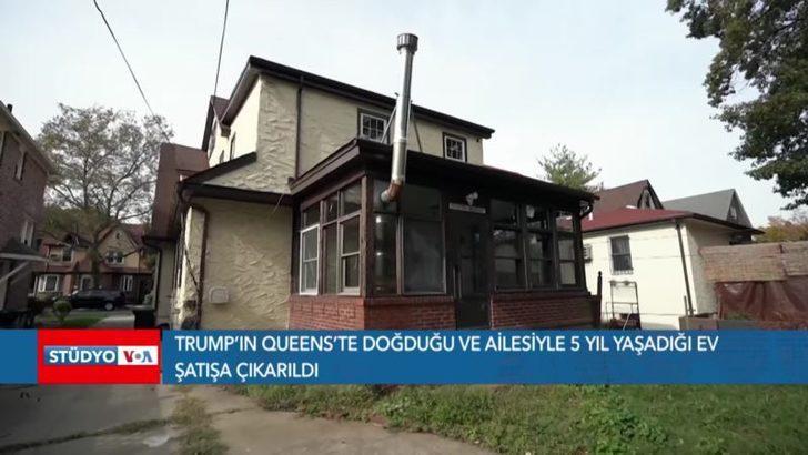 Trump'ın doğduğu eve alıcı bulunamıyor
