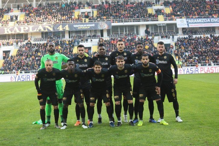 Yeni Malatyaspor'un yenilmezlik serisi sona erdi