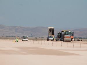 Zemin çalışması tamamlandı! Gümüşhane Bayburt Havalimanı 2020'de hizmete giriyor