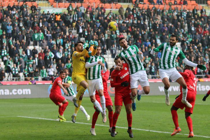 ÖZET   Konyaspor 0-0 Gaziantep maç sonucu!